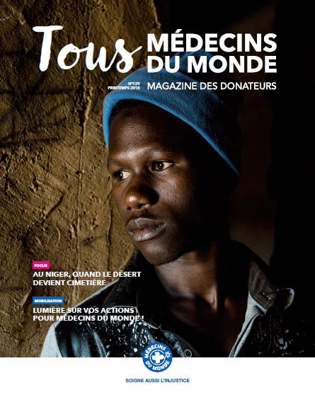 Journal des Donateurs 129 - Printemps 2018