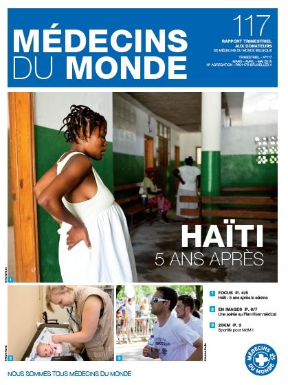 Journal des Donateurs 117 - Printemps 2015